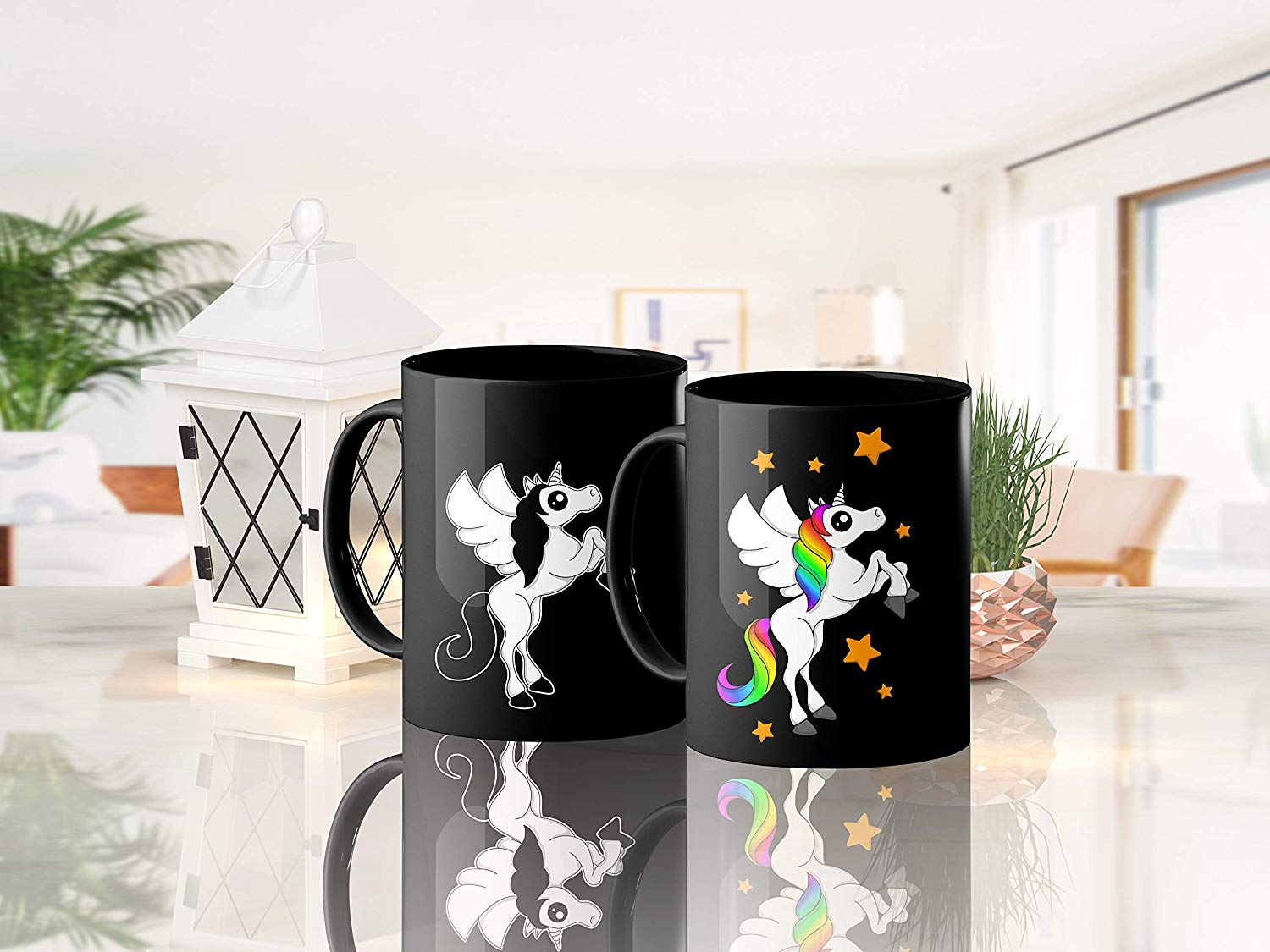 Magic Unicorn Coffee Mug