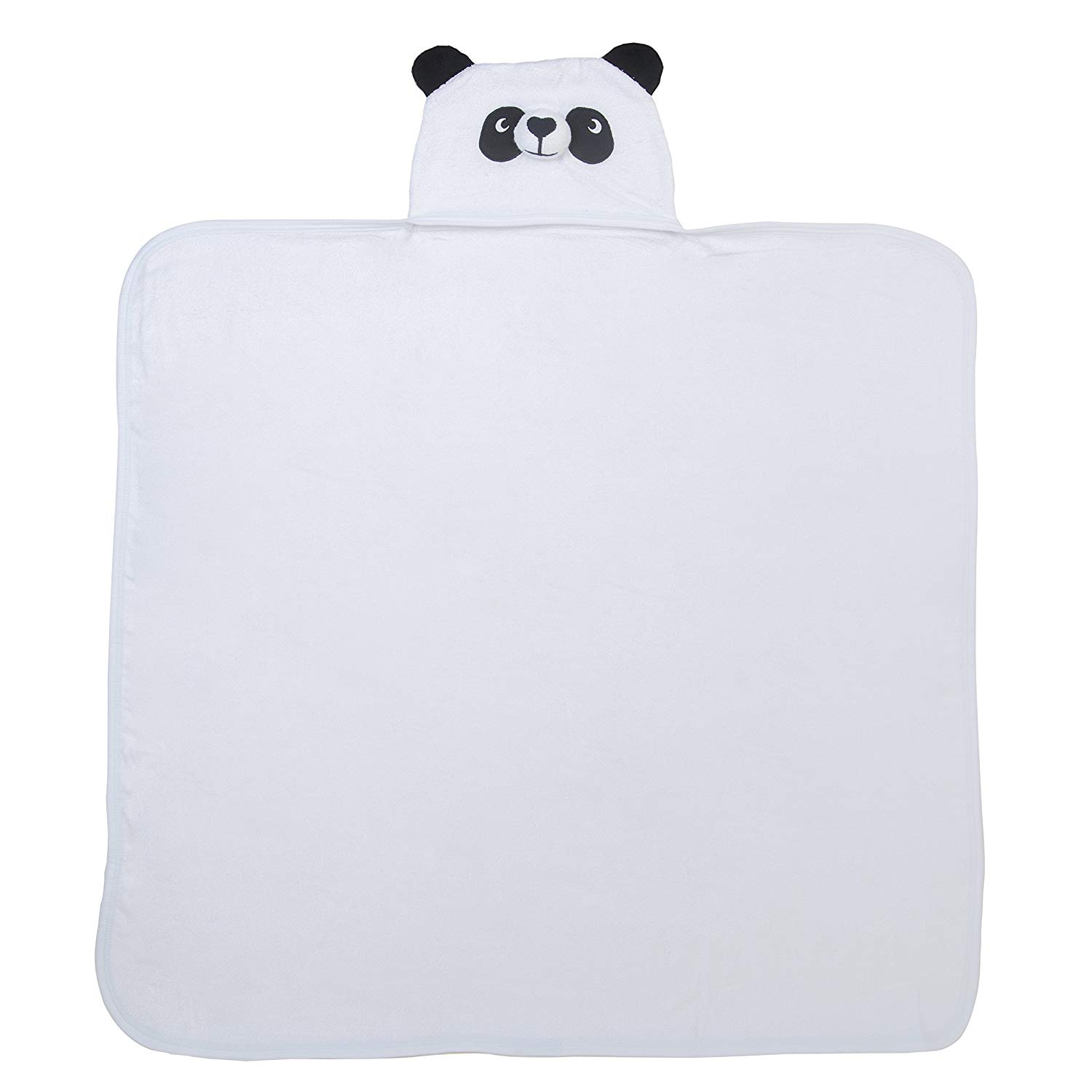 Bamboo Panda Hooded Baby Towel 100 Organic Unisex Towel Highly Absorbent And Super Soft Bath Towel For The Pool An B071G2C4Z9 6