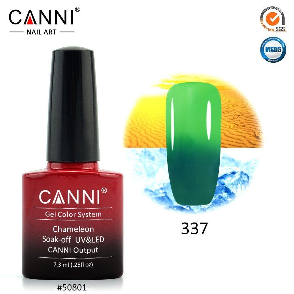CANNI 73 Ml UV Color Changing Gel Nail Polish Set Of 12 B01CHUBB4O 3