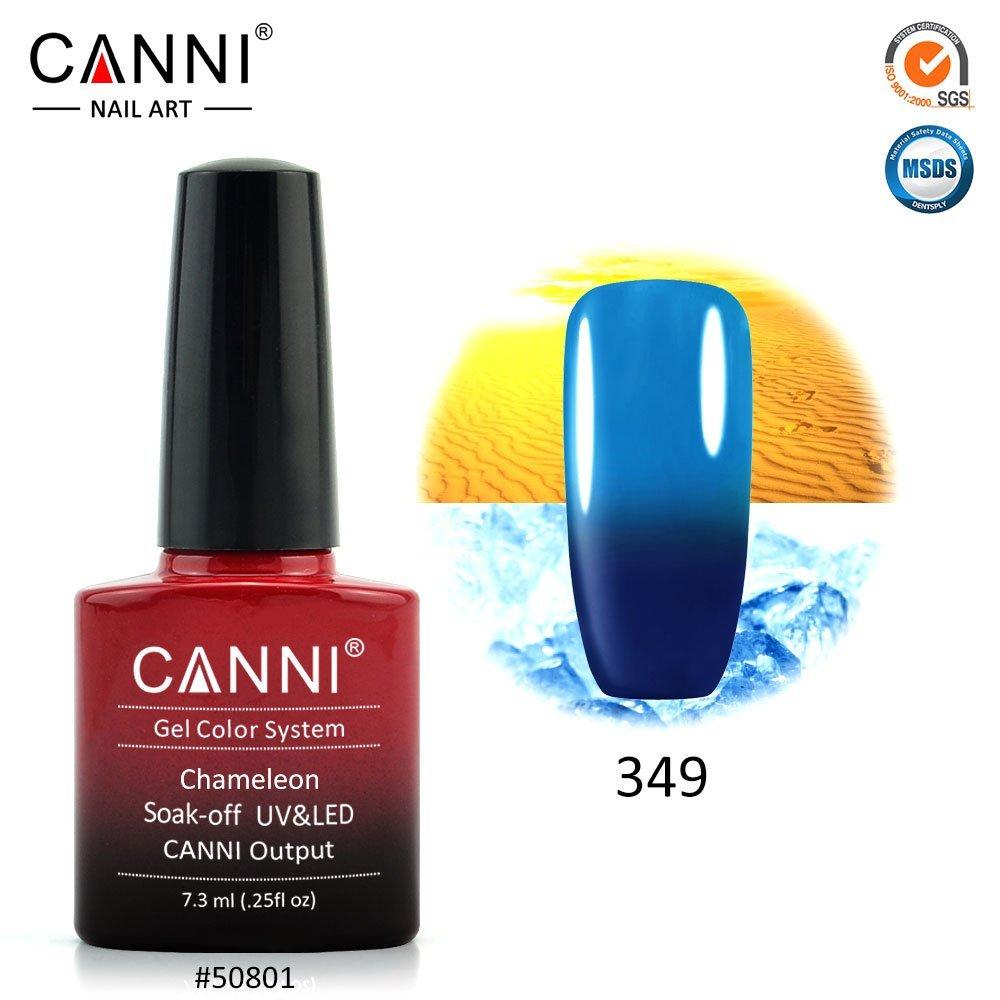 CANNI 73 Ml UV Color Changing Gel Nail Polish Set Of 12 B01CHUBB4O 5