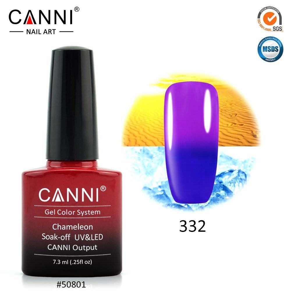 CANNI 73 Ml UV Color Changing Gel Nail Polish Set Of 12 B01CHUBB4O 7