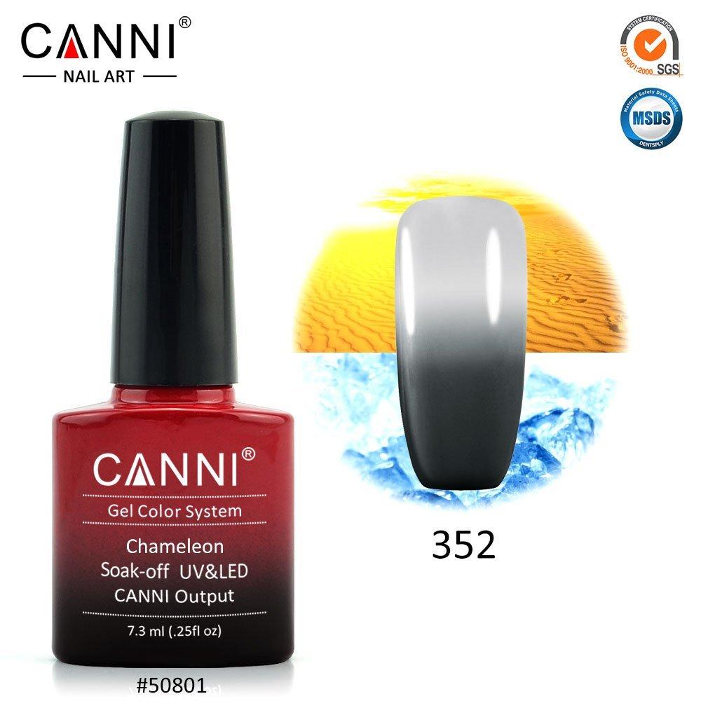 CANNI 73 Ml UV Color Changing Gel Nail Polish Set Of 12 B01CHUBB4O 9