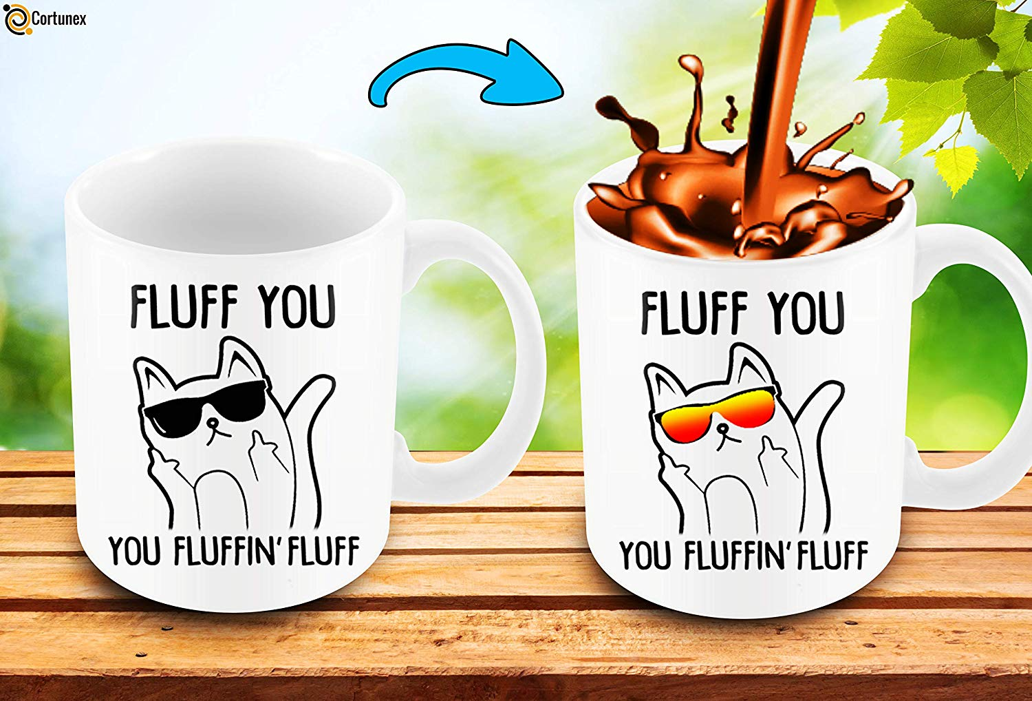Fluff You Magic Mug