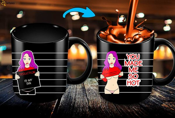 Hot Girl Magic Mug