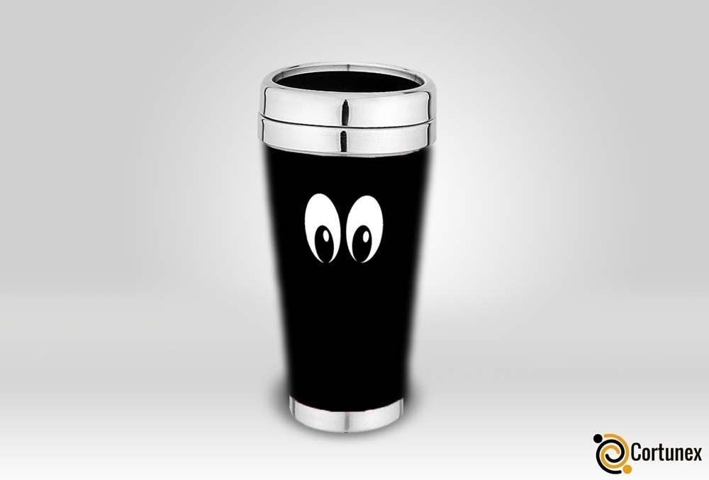 Magic Coffee Mugs Travel Mug Heat Sensitive Color Changing Stainless Steel Coffee Mug Good Gift Mug Funny Smiley Face Th B01N7NM81P 3