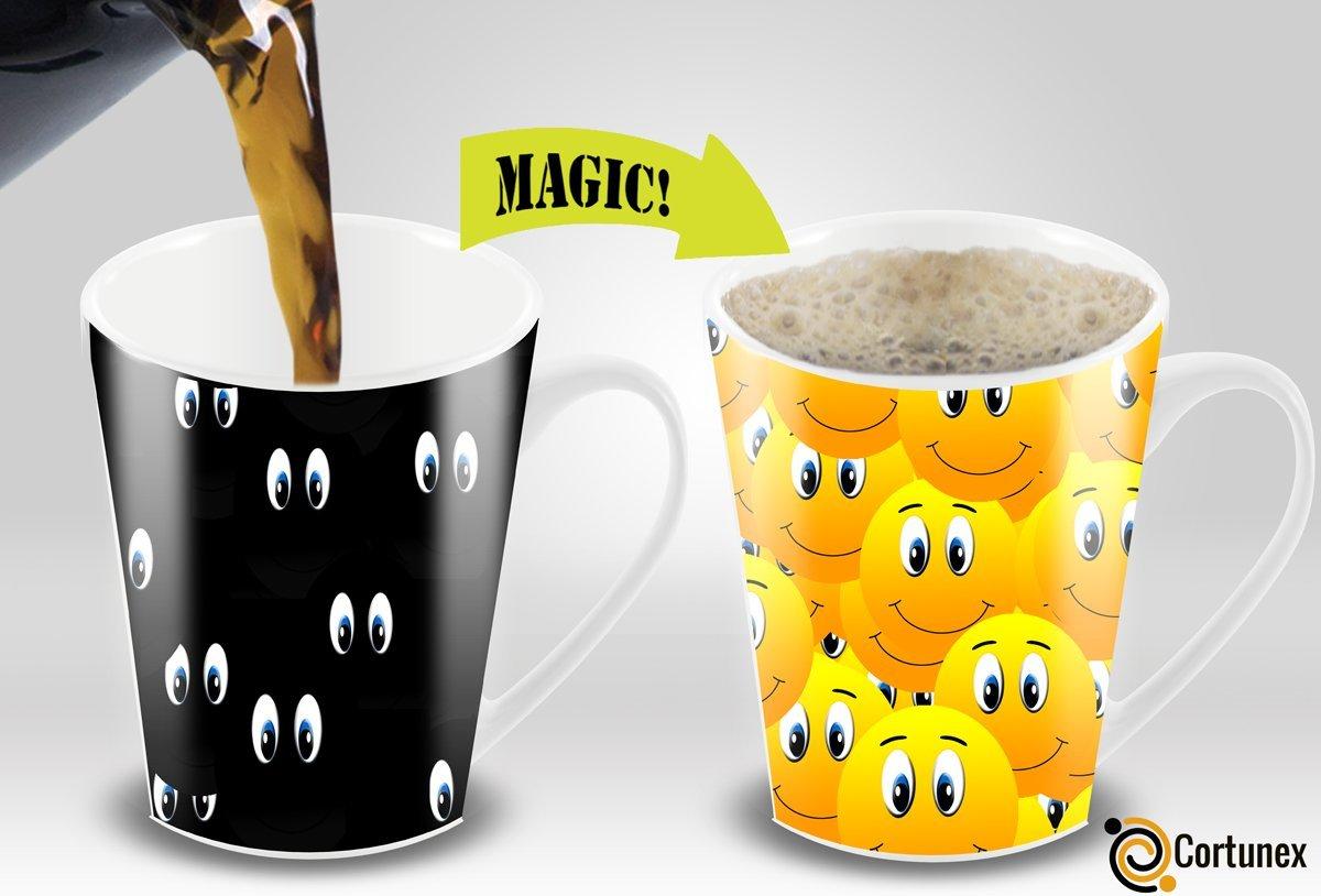 Variation 603161634376 Of Magic Coffee Mugs Travel Mug Heat Sensitive Color Changing Stainless Steel Coffee Mug Good Gif B01MXRQDPU 14474