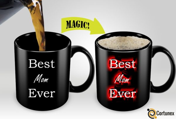 Variation 603161634543 Of Cortunex Amazing New Heat Sensitive Color Changing Coffee Mug Good Gift Idea Go Away Mag B01IPXRGAU 788