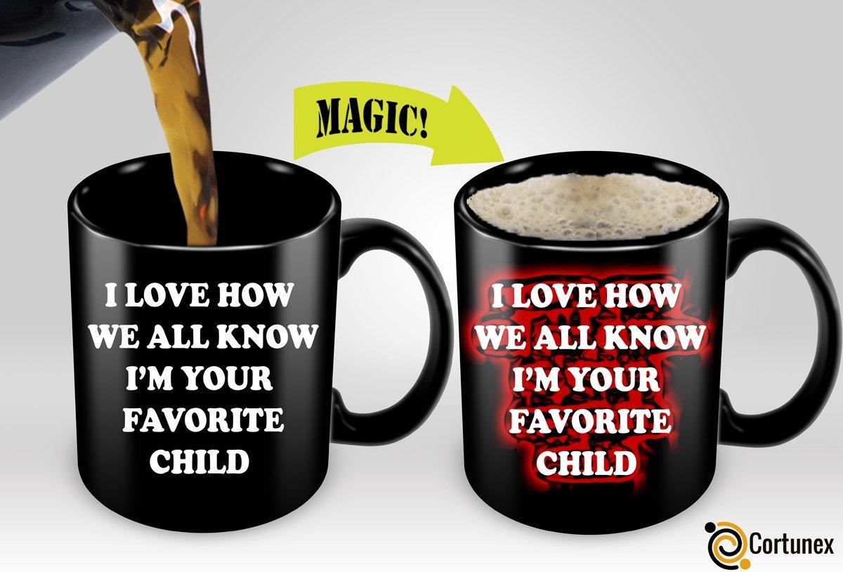 Variation 603161634567 Of Cortunex Amazing New Heat Sensitive Color Changing Coffee Mug Good Gift Idea Go Away Mag B01IPXRGAU 790